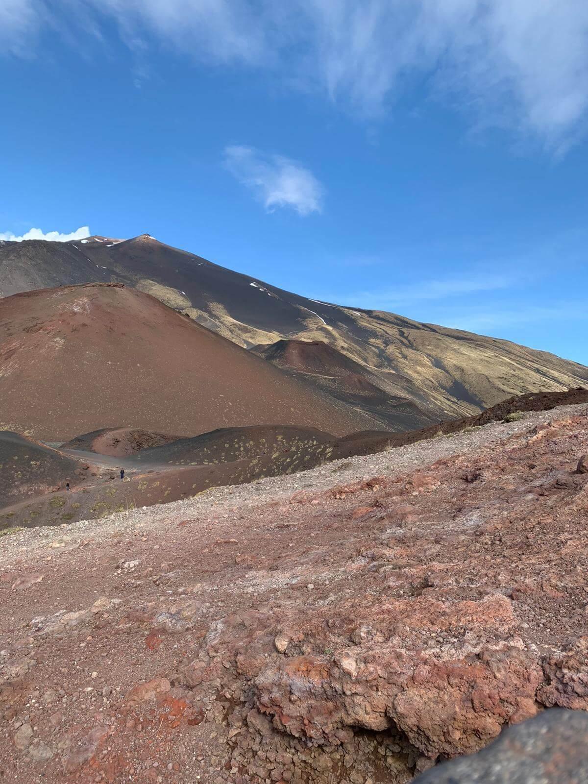 Crateri Etna