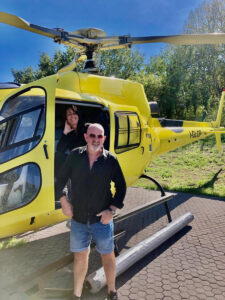 HELICOPTER TOUR SICILY ETNA