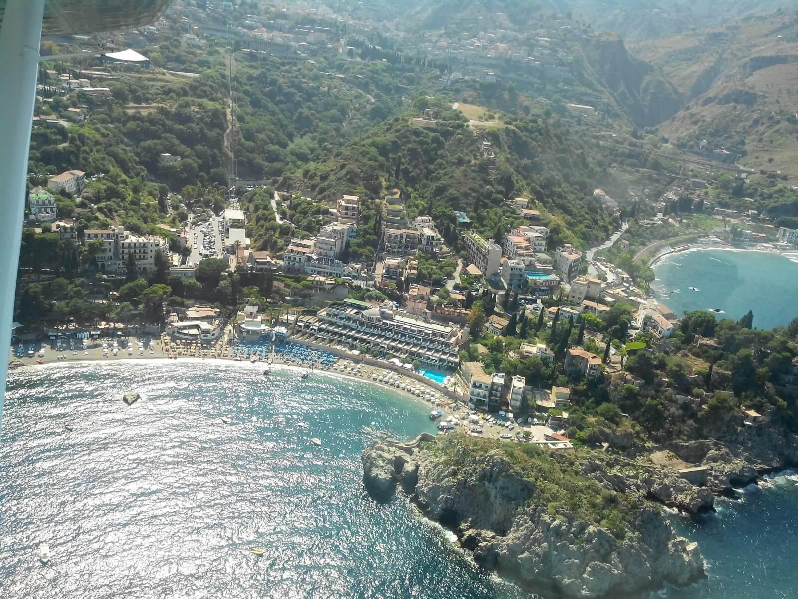 Escursioni in Elicottero Taormina