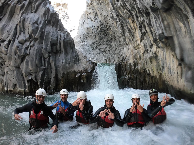 body rafting gole alcantara